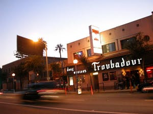 Donations For the Troubadour