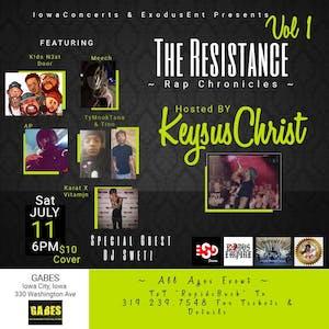 The Resistance Rap Chronicles