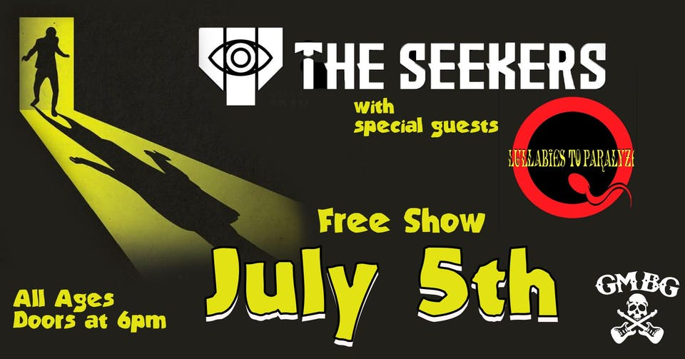 The Seekers - FREE SHOW
