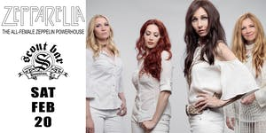 Zepparella - The All-Female Zeppelin Powerhouse