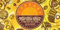 Inspirational Sundays - Funky Biscuit Brunch Featuring Garry King & Friends