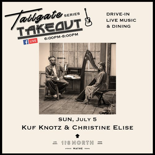 Tailgate Takeout Series - Kuf Knotz & Christine Elise