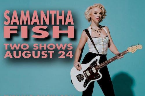Samantha Fish: Evening Show