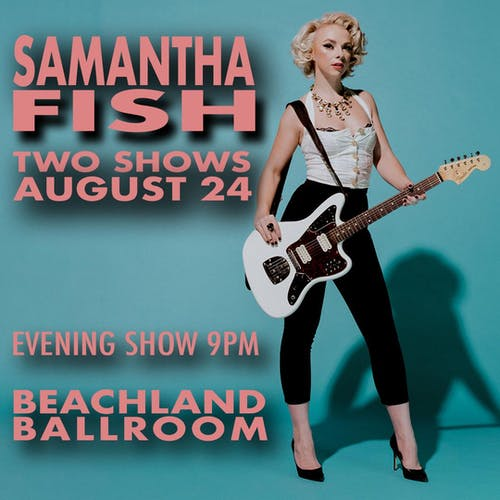Samantha Fish: Evening Show