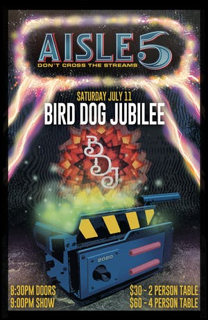 Bird Dog Jubilee