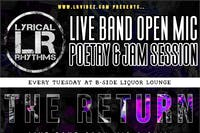 The Return of Open Mic & Chill