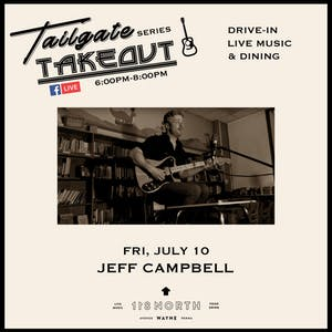 Tailgate Takeout Series - Jeff Campbell