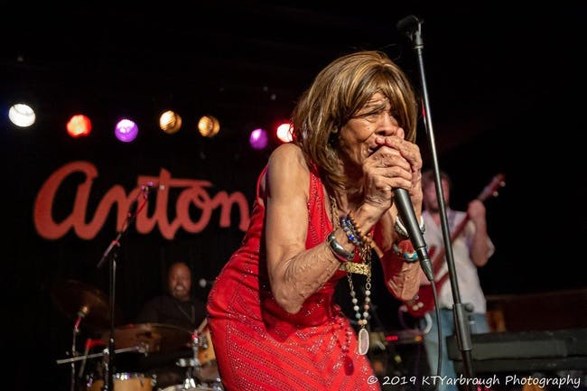 Miss Lavelle's 91st Birthday Livestream w/ Marcia Ball