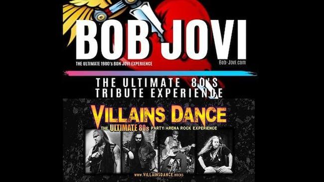 Bob Jovi and Villains Dance