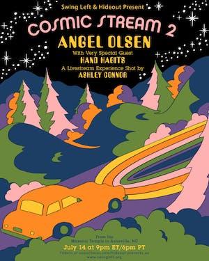 Cosmic Stream 2: Angel Olsen