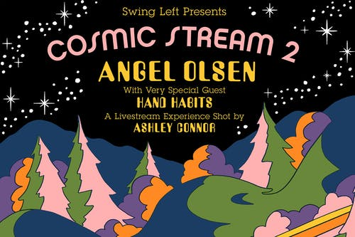 Angel Olsen - Cosmic Stream 2