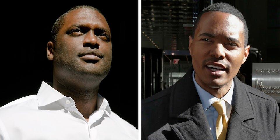 Manny's LIVE: Mondaire Jones & Ritchie Torres - Two New Voices in Congress