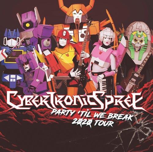 The Cybertronic Spree, MC Chris
