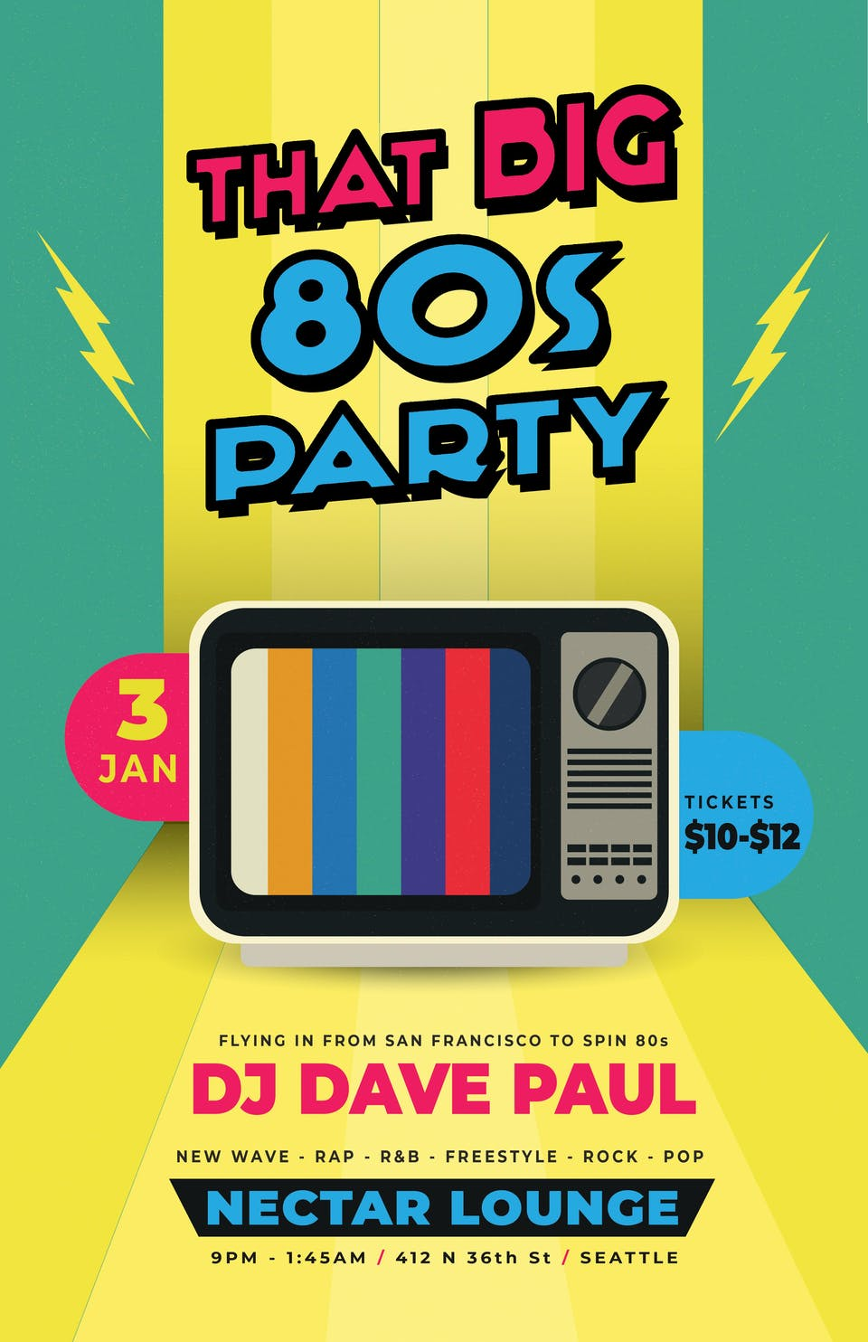 That BIG 80s Party ★ Live Stream