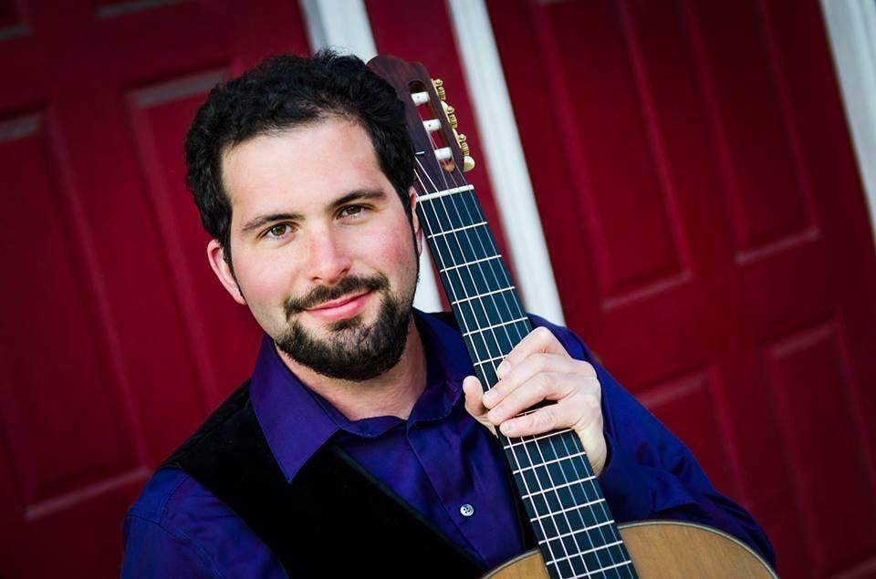Manny's Musical Sundays: Classical Guitarist Lyle Sheffler!