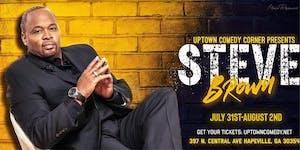Comedian Steve Brown