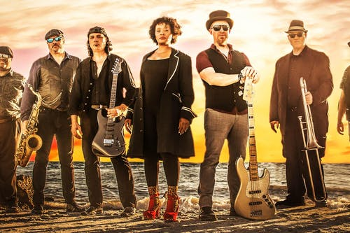 Reverend Barry & The Funk (6pm Show)