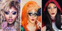 Disney Divas Drag Show