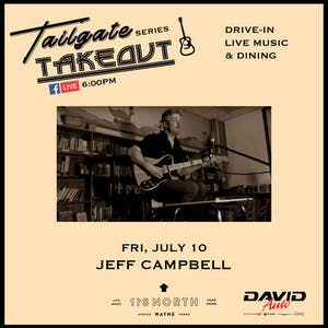 Jeff Campbell - Tailgate Takeout Series