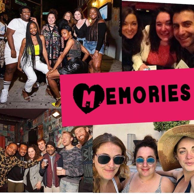 Memories with Liza Treyger