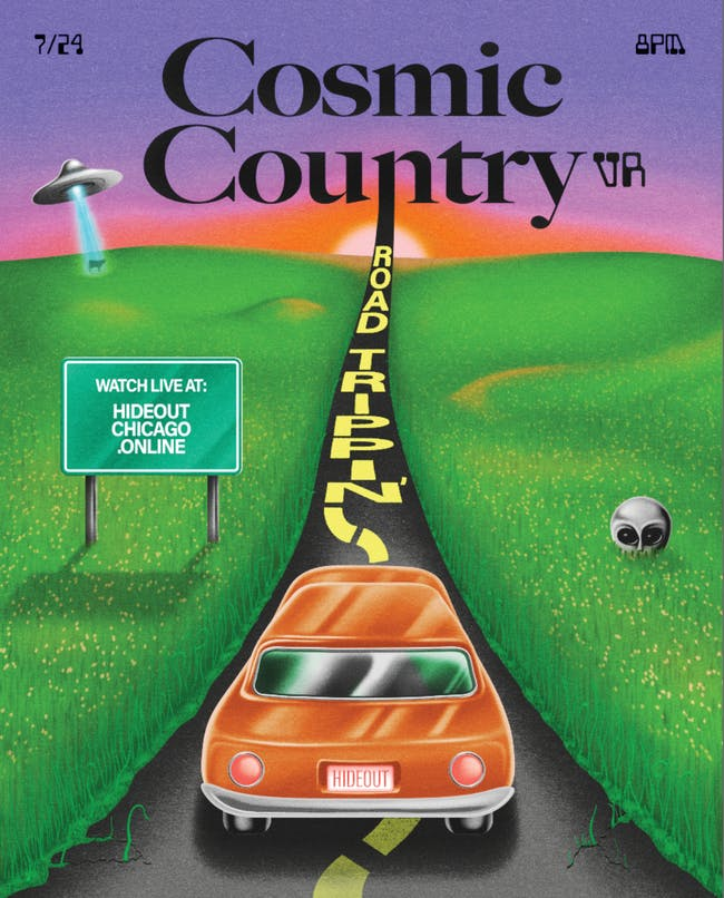 Cosmic Country VR: Road Trippin'
