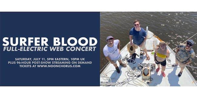 Surfer Blood Web Concert