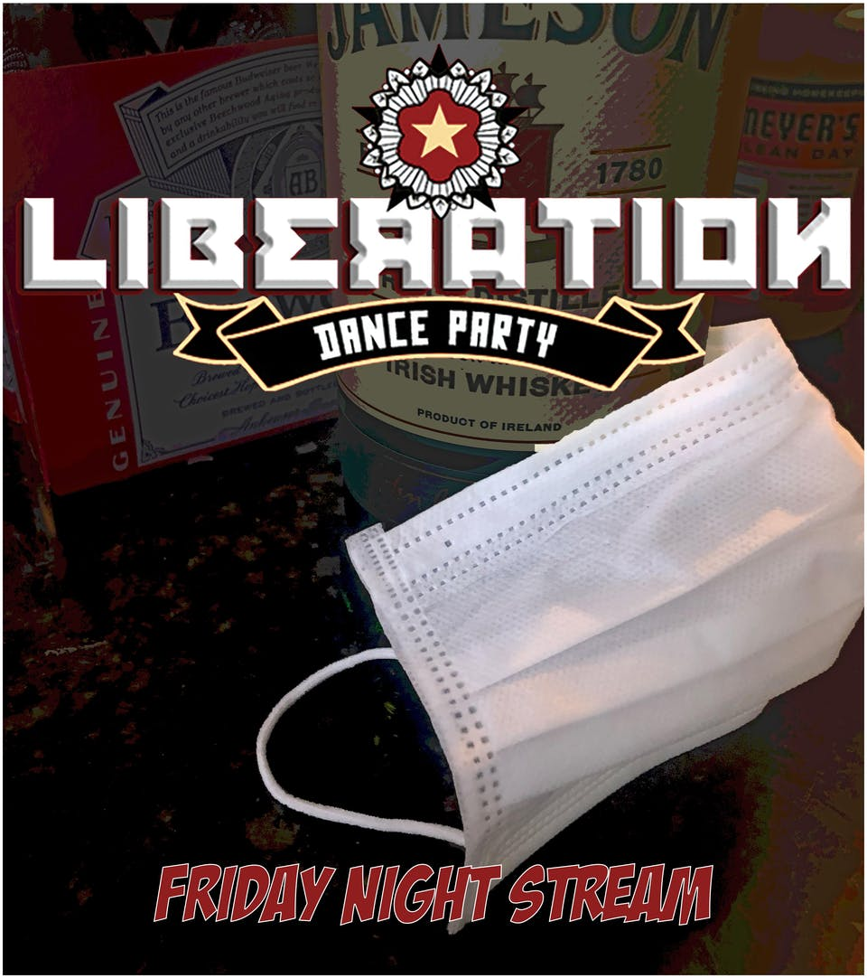 Liberation Dance Party
