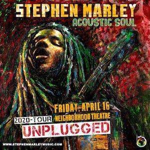 STEPHEN MARLEY ACOUSTIC SOUL