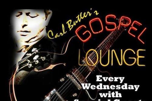 Carl Butler's Gospel Lounge tonight's guest Charlie Wills
