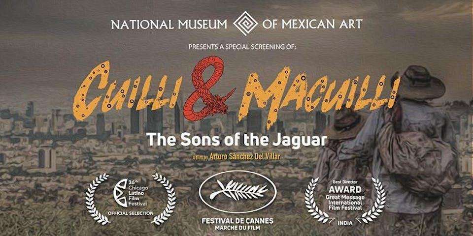 Cuilli & Macuilli: Live Screening