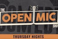 THURSDAY JULY 16: OPEN MIC SHOW