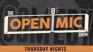 THURSDAY JULY 16: OPEN MIC SHOW