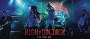 High Voltage: The Nation's Premier AC/DC Tribute Band