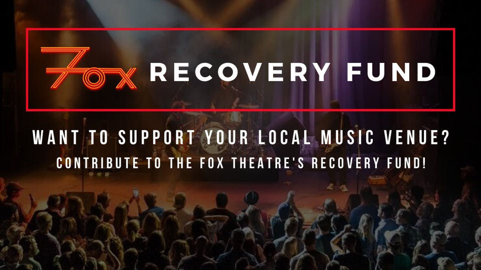 FOX THEATRE RECOVERY FUND
