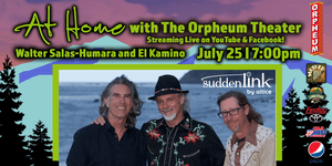 At Home With The Orpheum Theater Feat: Walter Salas-Humara and El Kamino