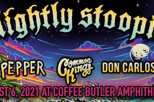 Slightly Stoopid w/ Pepper, Common Kings, and Don Carlos