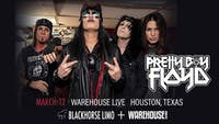 PRETTY BOY FLOYD / THE DIRTY RECKLESS / RELEASE THE REIGN