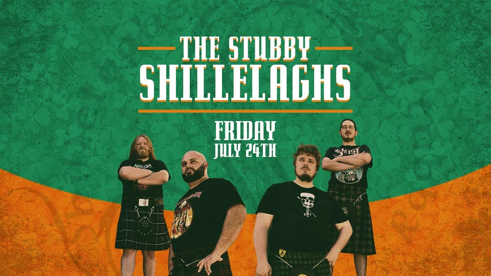 The Stubby Shillelaghs