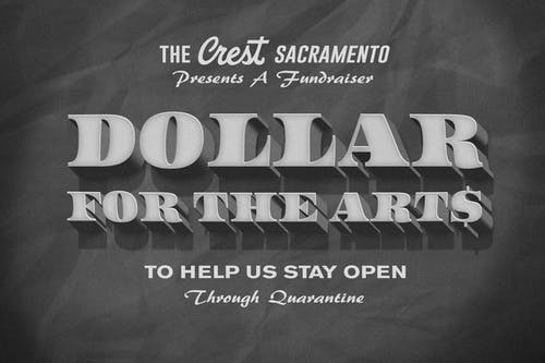 Fundraiser - Dollar for the Arts