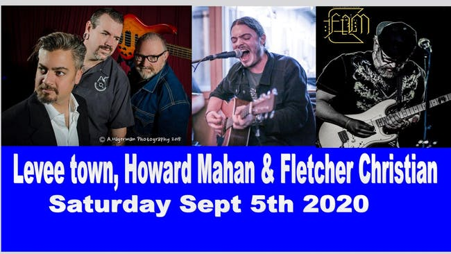 Levee town, Howard Mahan & Fletcher Christian