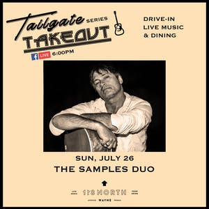 The Samples (Duo) - Tailgate Takeout Series