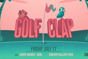 Country Club Disco: Golf Clap, Henry Brooks, Qurl