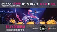 Billy Cobham (of Mahavishnu Orchestra) - AMH x nugs.net Rewind from 9/18/19