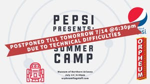 Pepsi presents: Kids Virtual Summer Camp