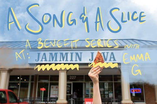 A Song & A Slice: Emma G. benefiting Black Lives Matter DMV (FREE!)