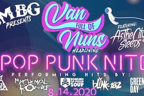 Pop Punk Nite: Van Full of Nuns! Ft. As The City Sleeps