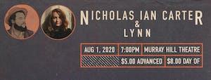 Nicholas Ian Carter  & LYNN