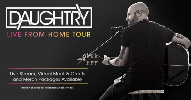 Daughtry Virtual Acoustic Tour