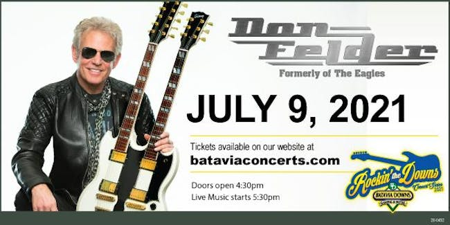 Don Felder - Formerly of The Eagles