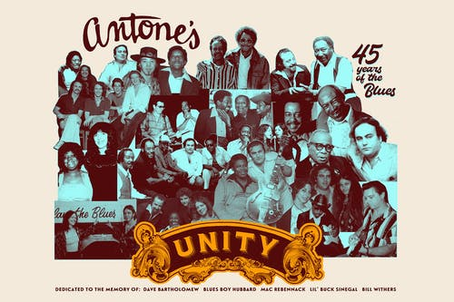 Donate Now: Antone's 45 for 45 Fundraiser